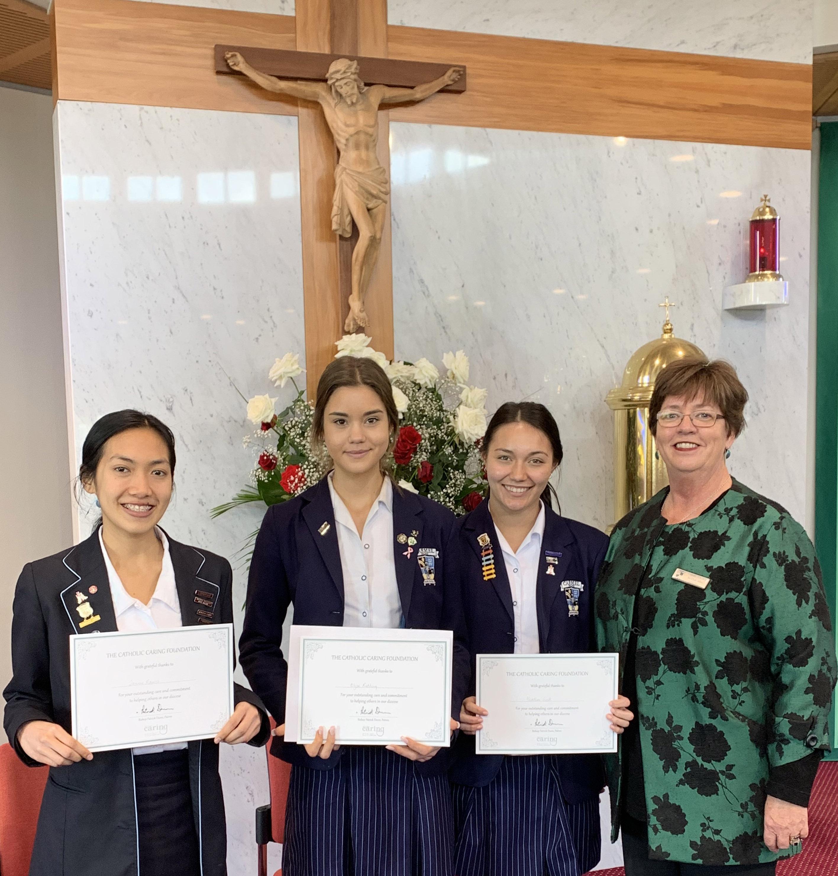 Catholic Caring Foundation Awards