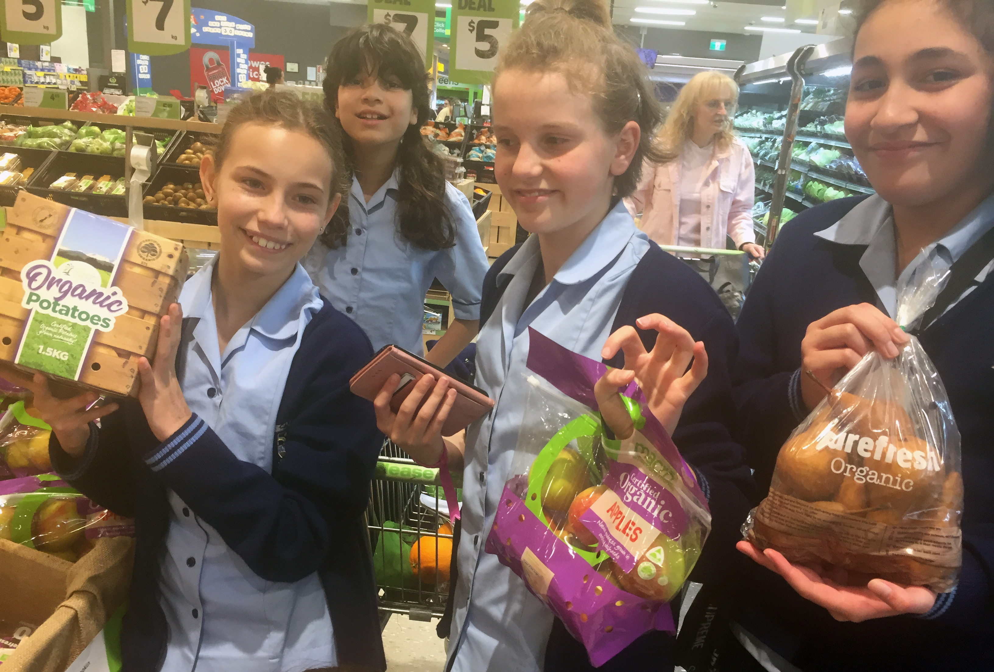 Year 7 Students Study Sustainability