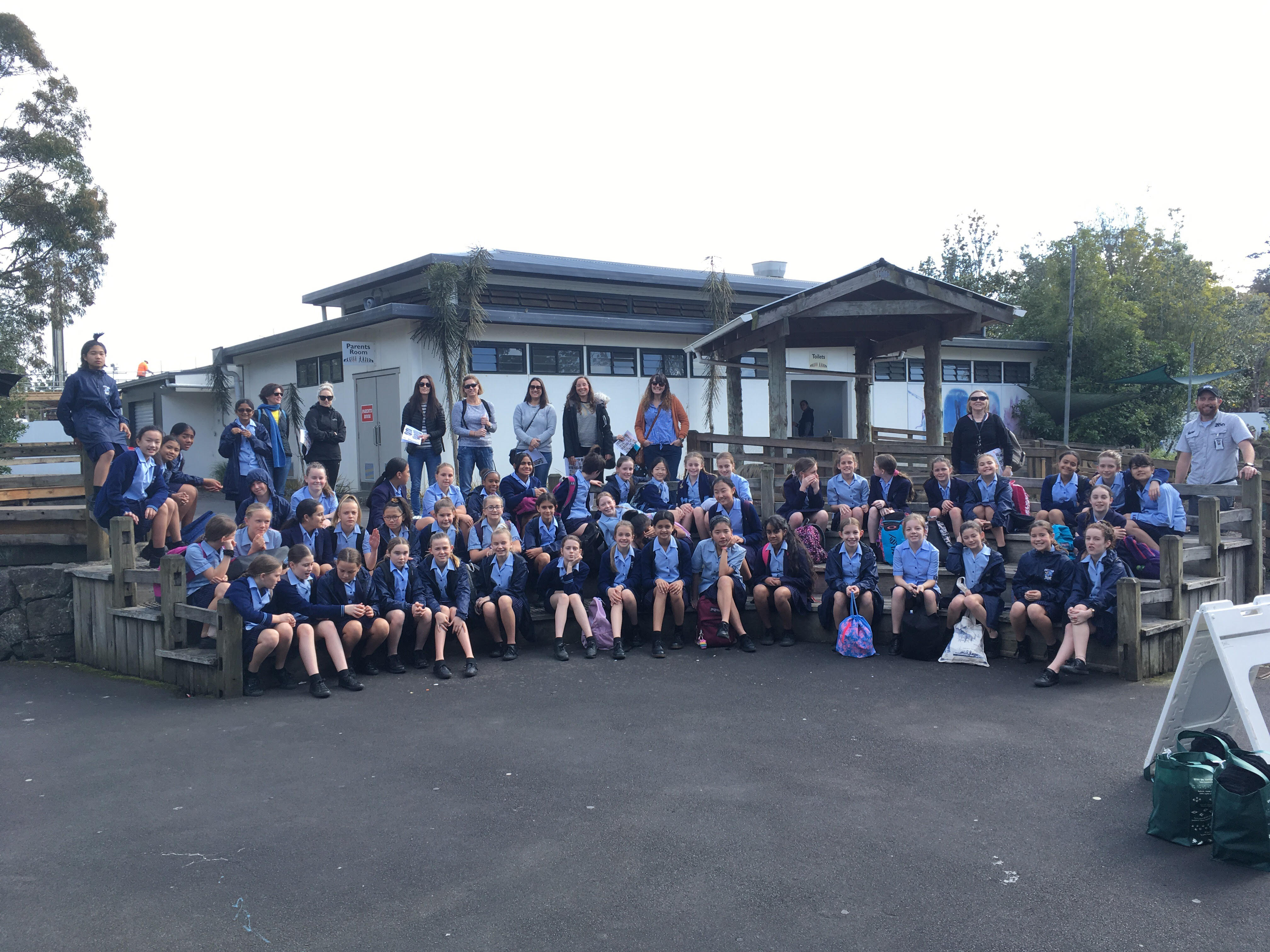 Year 7s Visit the Zoo