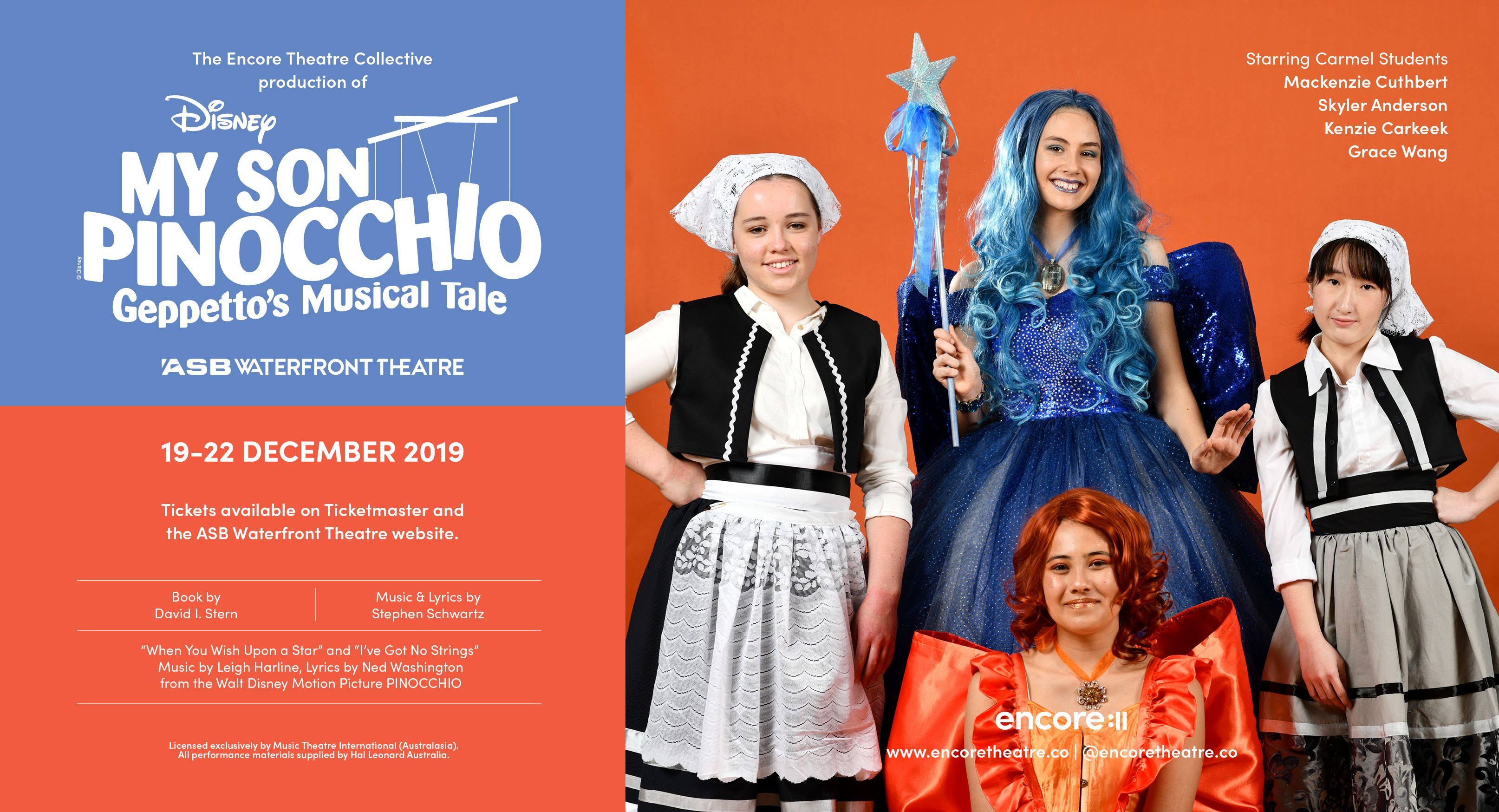 Carmel Students Star In Upcoming Show