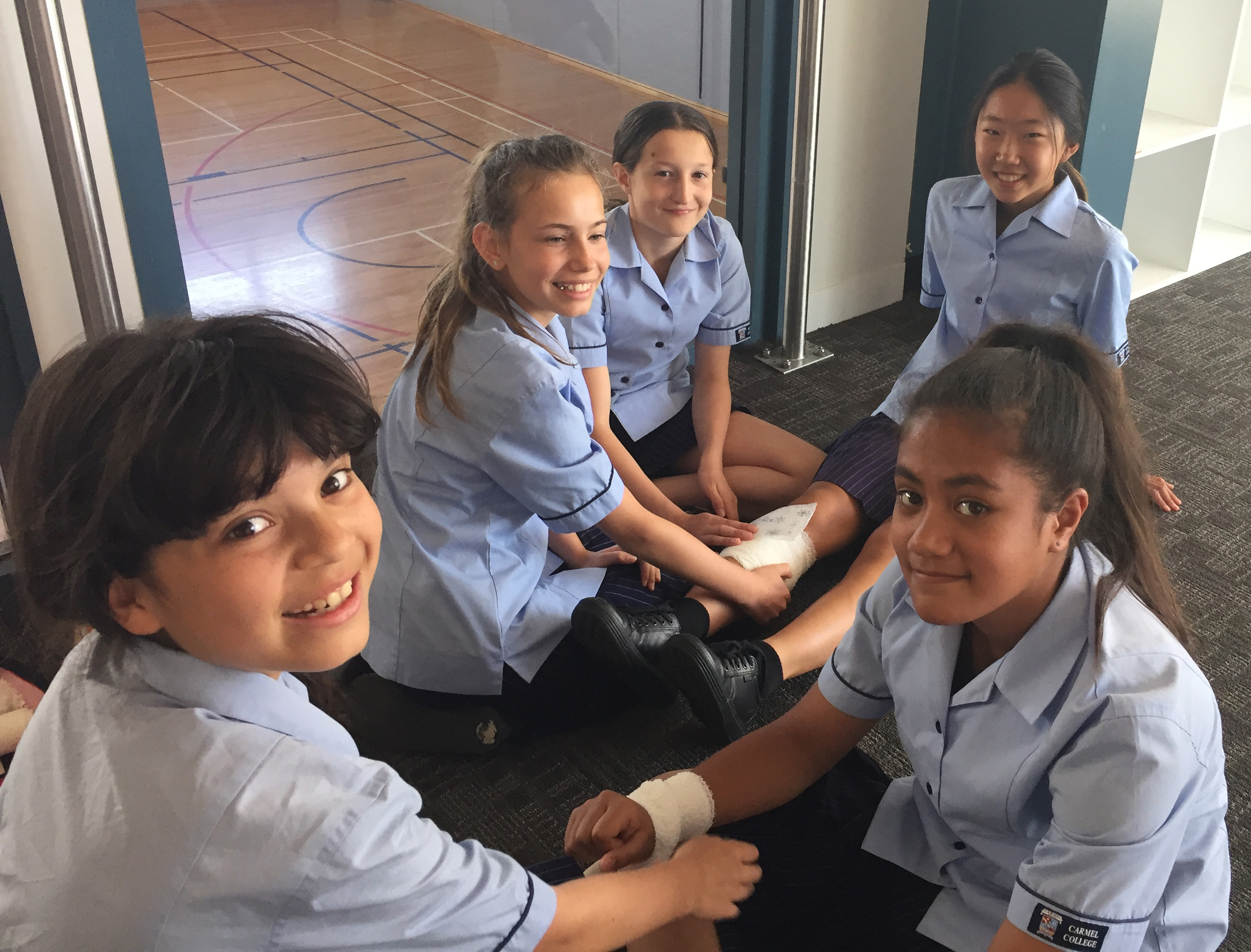 Year 7 Learn First Aid