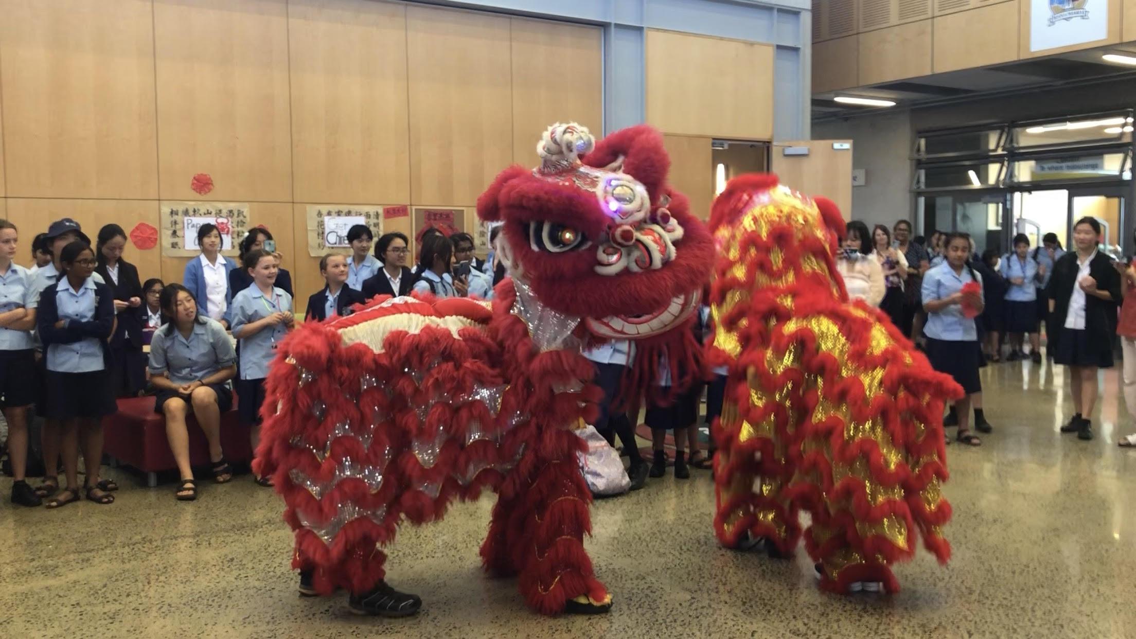 Carmel Celebrates Chinese New Year