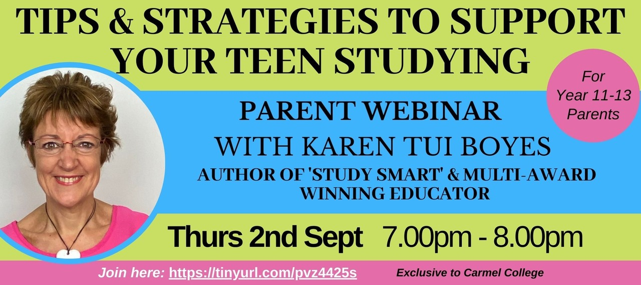 Tips & Strategies To Support Your Teen Studying – Years 11 to 13